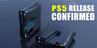play station 5 release date