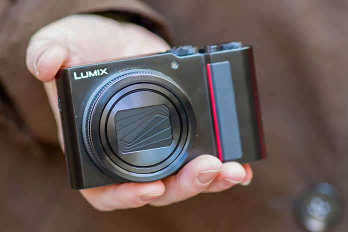 point and shoot camera panasonic lumix