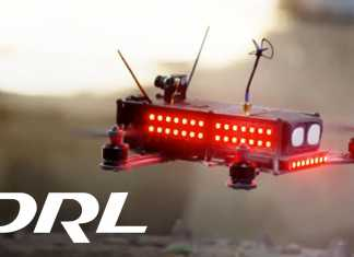 Know about Drone racing league