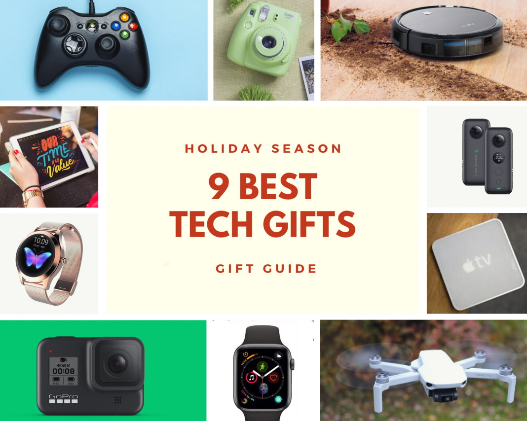 best tech gifts for holiday season
