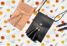 Moko Cross Body Phone Bag