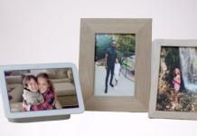 digital photo frame best