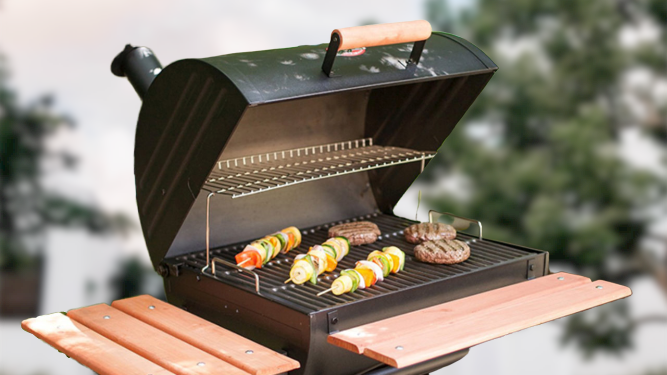 best charcoal barbeque grill at walmart