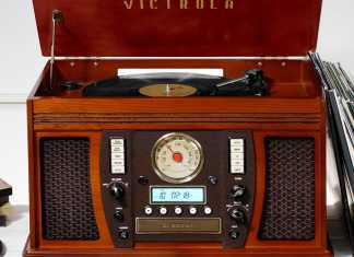 Victrola 8 in 1 Record Player